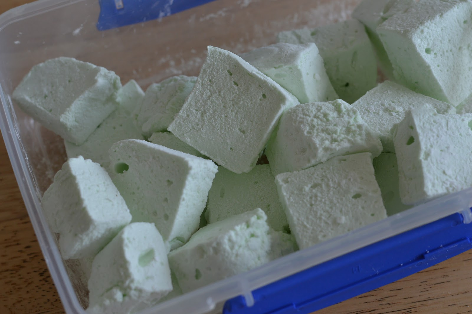 Friday Peppermint Marshmallows Recipe Five Kinds Of Happy