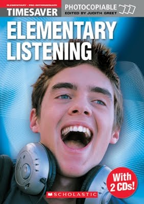 TimeSaver Elementary Listening (Printable Book+Audio) | Download