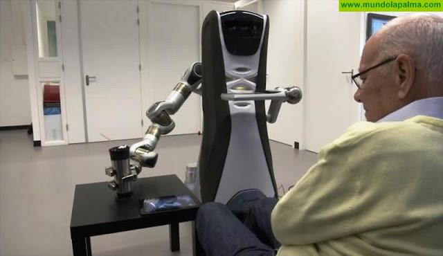Robots para cuidar a los ancianos