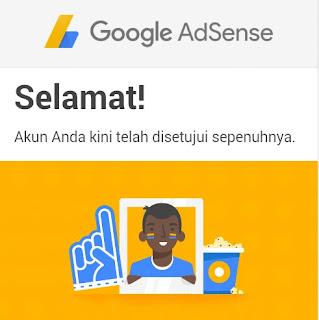 Syarat Terbaru Agar Blog Diterima Google Adsense Full Approve