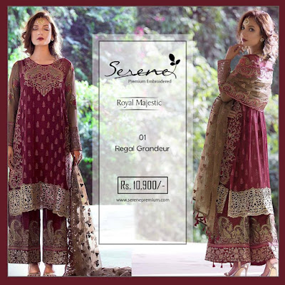 Serene-premium-winter-chiffon-royal-majestic-collection-2017-1