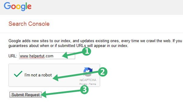 how to add site in google search console