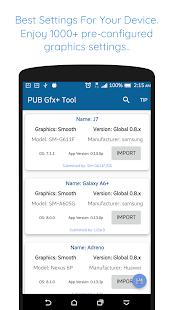PUB Gfx Tool Plus apk