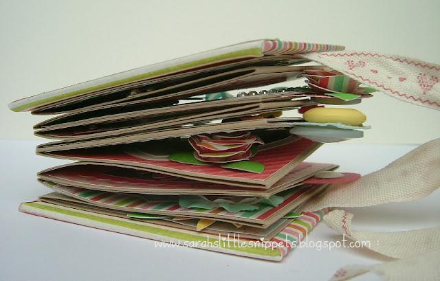 طريقة صنع مطويات مدرسية 201 mini+book+bottom+vie