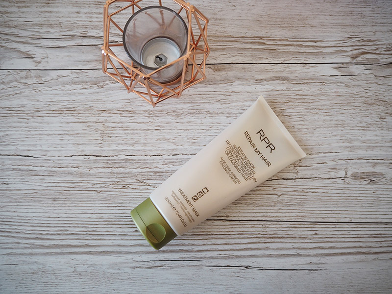 RPR repair my hair treatment mask review