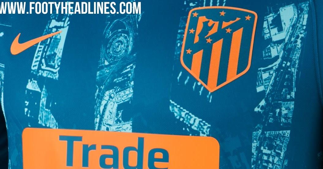 Leaked  Nike s Atletico Madrid Third Kit 0d756b03d