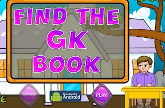 Find The Gk Book