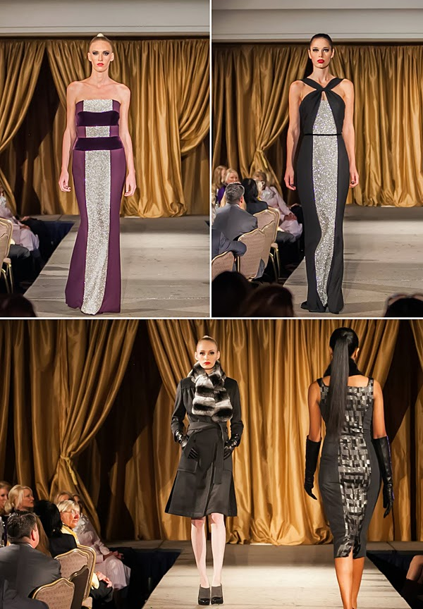 Amber Harris - Aspen Maye - Jossalyn Nelson - Cast Images - Donald Deal Fashion Show