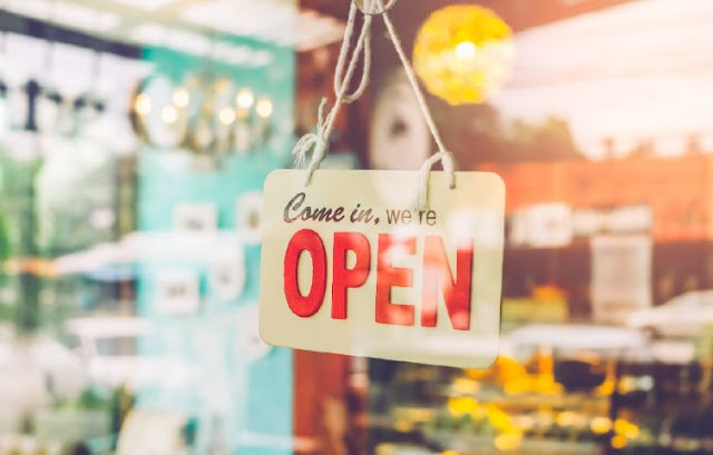 how open retail store shop bootstrap business