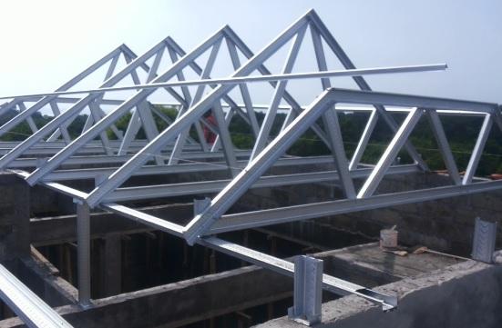 baja ringan truss c75 desain rumah harga coil per