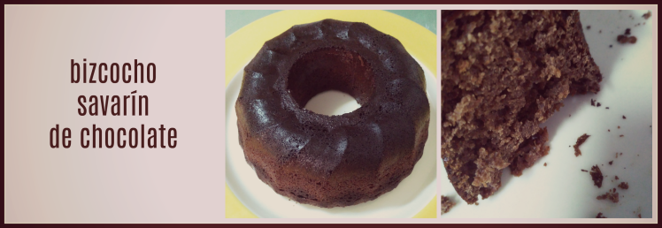 bizcocho-savarin-de-chocolate