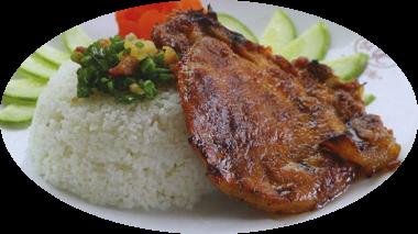 Cơm tấm sườn - Ship, giao, bán đồ ăn, thức ăn trưa tại Đà Nẵng - SĐT: 0935.000.373