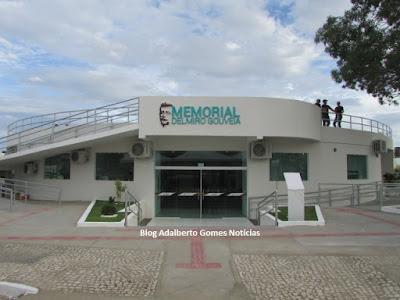 Após 21 meses de construção, o Memorial em homenagem a Delmiro Augusto da Cruz Gouveia vai ser inaugurado nesta quinta-feira,14
