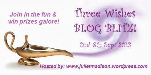 Jennifer Joyce Writes: Short Story: Three Wishes [Three