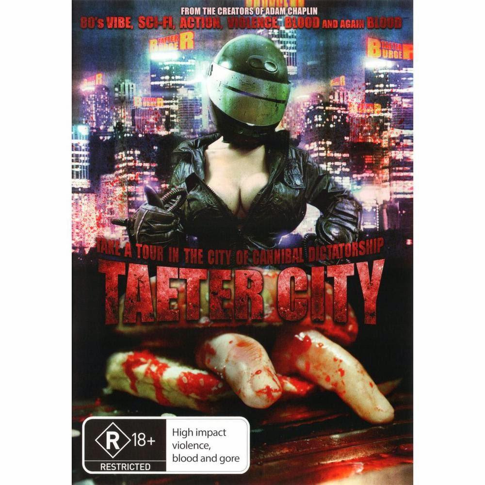 Download Taeter City (2012) BluRay 720p
