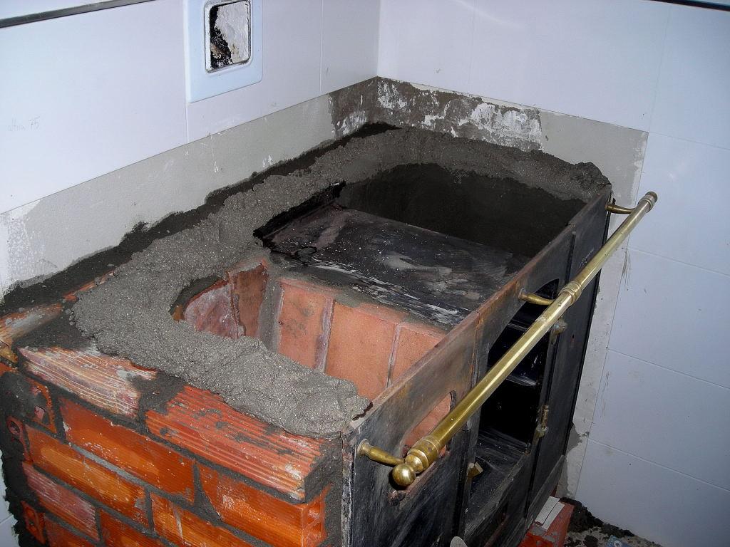 El ti joaqu n com instalaci n de una cocina econ mica for Planos de cocina economica a lena