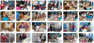 Escola da Família da Escola Yolanda de Cananéia realiza Virada Inclusiva