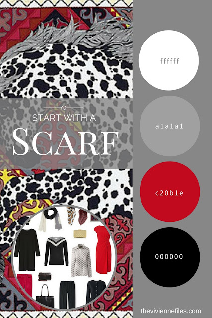 Start with a Scarf: Appaloosa des Steppes by Hermes