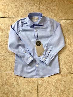 Áo sơmi Zara cho bé trai, VN xuất xịn, size từ 5 đến 14T.