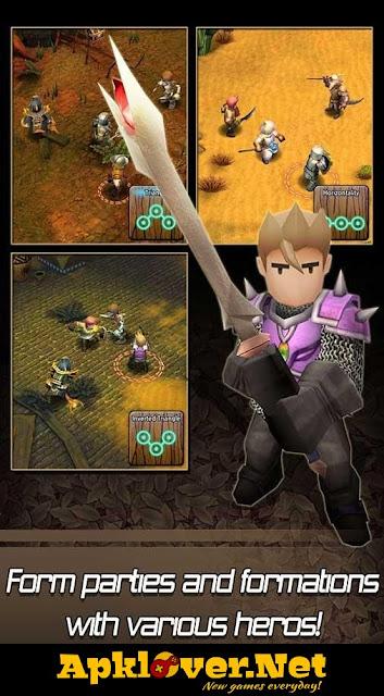 Brave Battle APK MOD