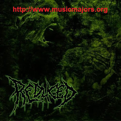 New Single Reduced - Upon Your Flesh 2016 (Band Brutal Death Metal Jember)