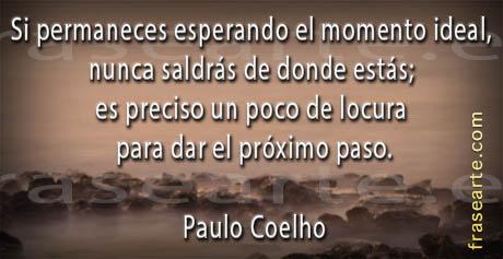 Citas motivantes - Paulo Coelho