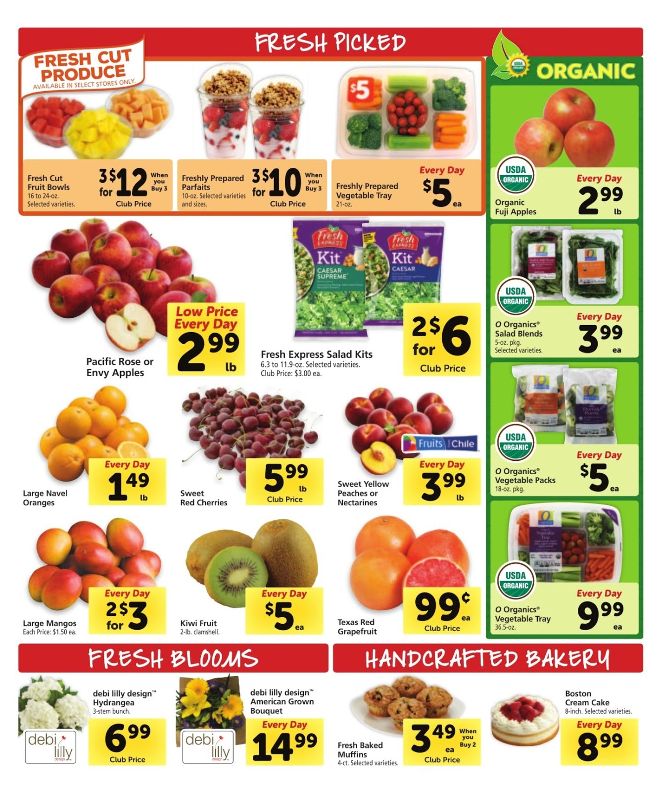 57a16651d125 Safeway Weekly Ad January 16 – 22