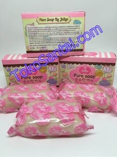 Pure Soap By Jellys Murah