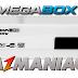 NOVA ATUALIZAÇÃO MEGABOX MG3W V7.29 - 18/07/2016
