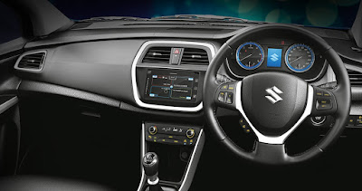 suzuki s-cross dashboar-kredit