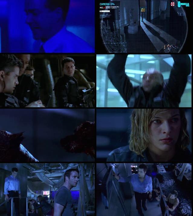 Resident Evil 2002 Dual Audio Hindi BRRip 480p 300mb
