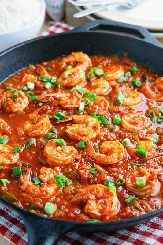 shrimp creole recipe on closet cooking