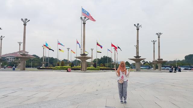 akses Mesjid Putra Jaya Malaysia