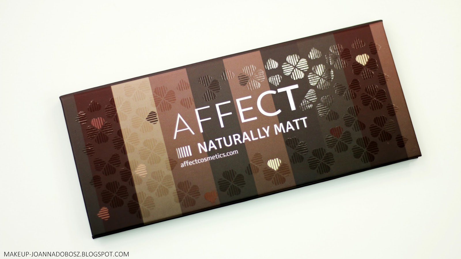 PALETA CIENI AFFECT NATURALLY MATT