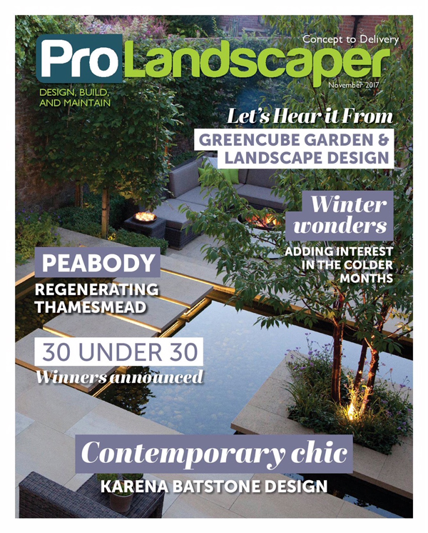 Greencube garden and landscape design uk see us in pro for Garden design subscription