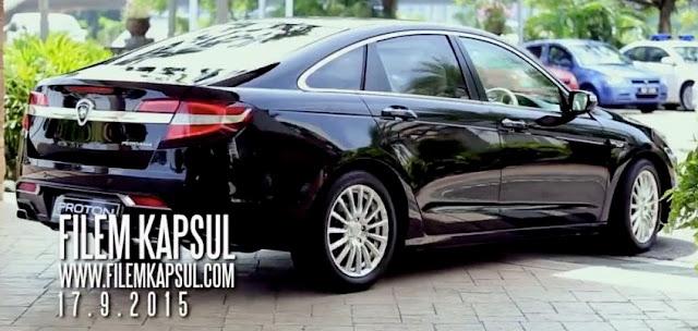 Model Kereta Proton Perdana Baru 2016