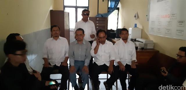 Forum Tunanetra Menggugat Ultimatum Ma'ruf Amin