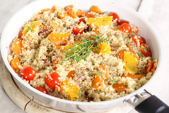 How to cook quinoa? - rictasblog