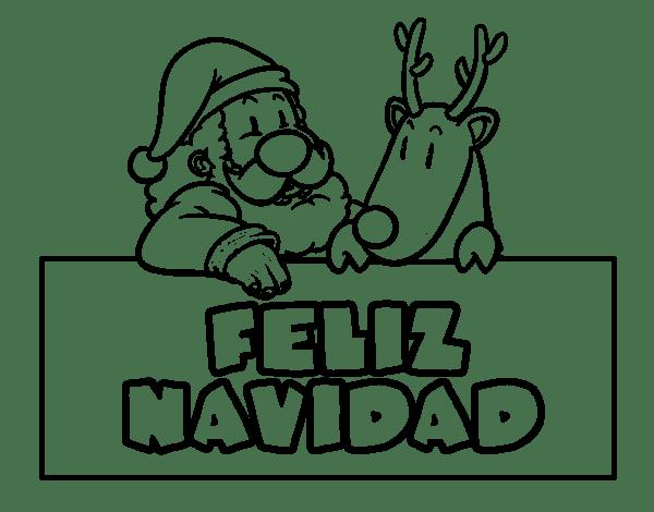 Colección De Gifs Imágenes De Navidad En Blanco Y Negro Para Colorear