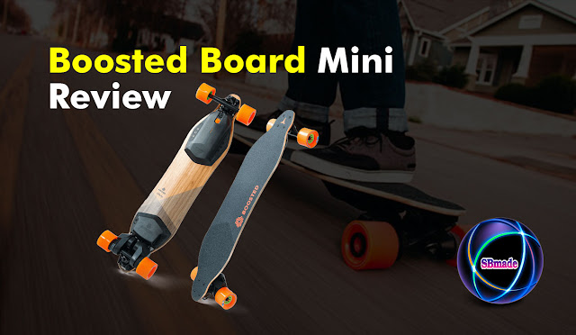 Boosted Board Mini Review