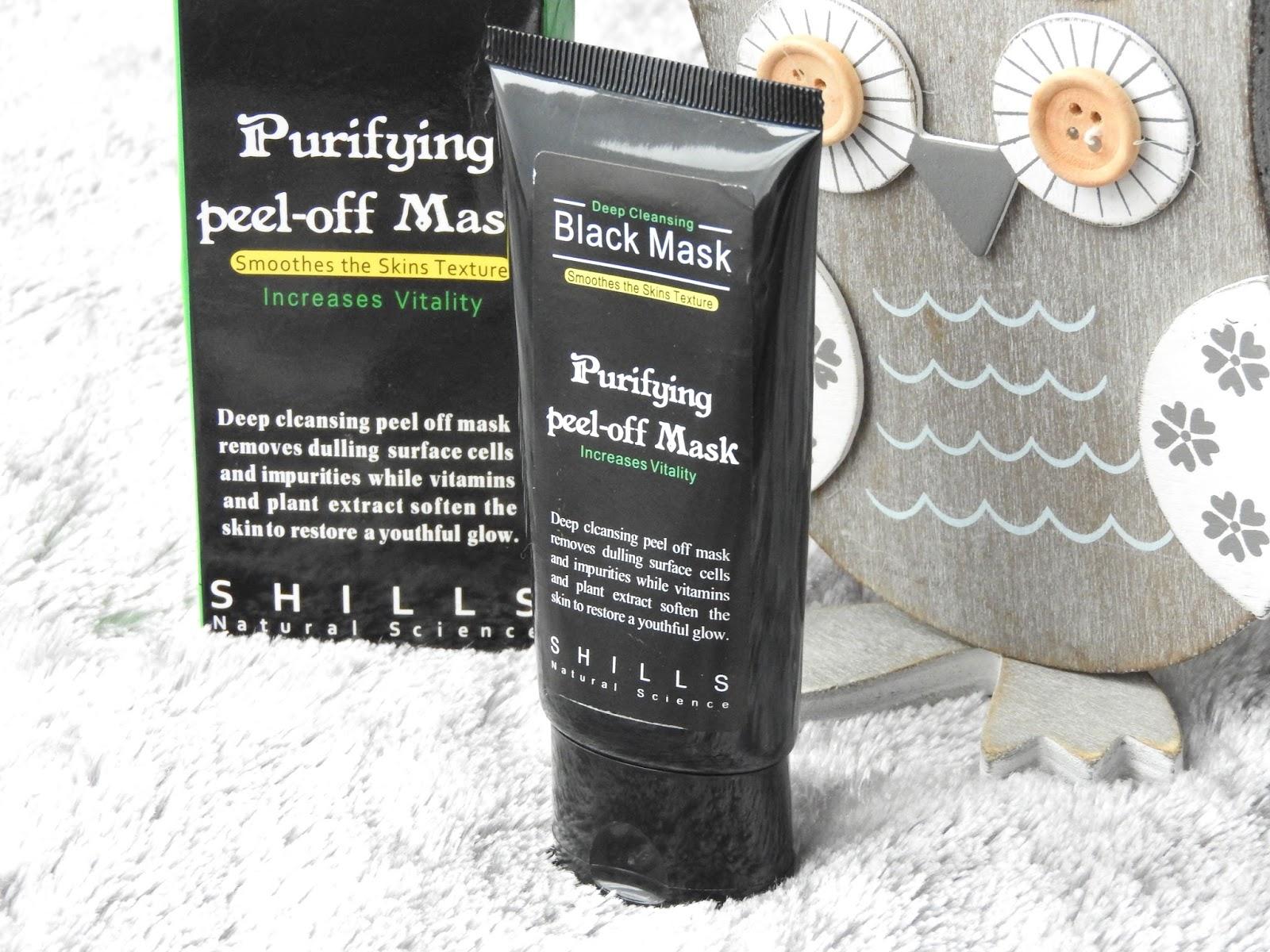 Black Mask Shills Le Purifying Peel Off Est Il Aussi Miraculeux Quon Dit