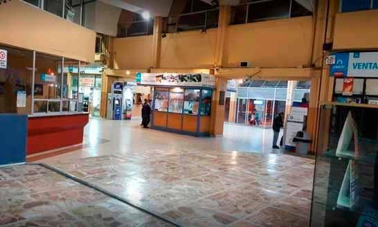 Horario completo Salida Bus Cuenca a Macas