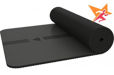 Thảm tập yoga Adidas AD 12236 làm từ TPE