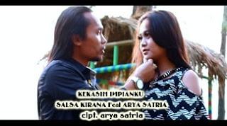 Lirik Lagu Kekasih Impianku - Salsa Kirana feat Arya Satria