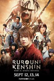 Download Film Rurouni Kenshin : Kyoto Inferno (2014) Subtitle Indonesia