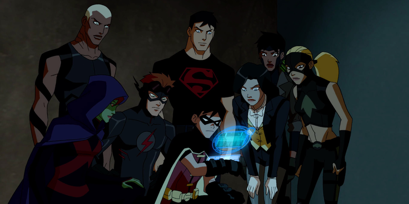 SuperBoy Voice Actor Reveals Five Episodes Of Young Justice 3rd Season Already Recorded.