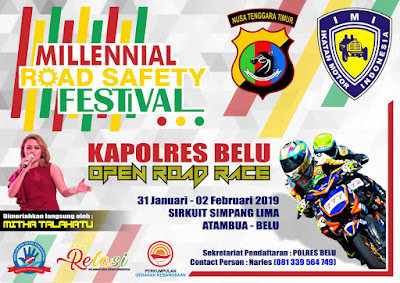 Millennial Road Safety Festival