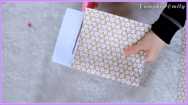 Easy DIY Journal | How To Make Your Own Journal