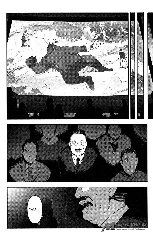 manga Darwin's Game – Chapter 41