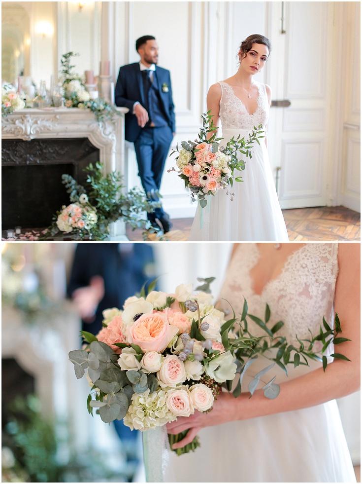 photographe mariage fine art chateau santeny